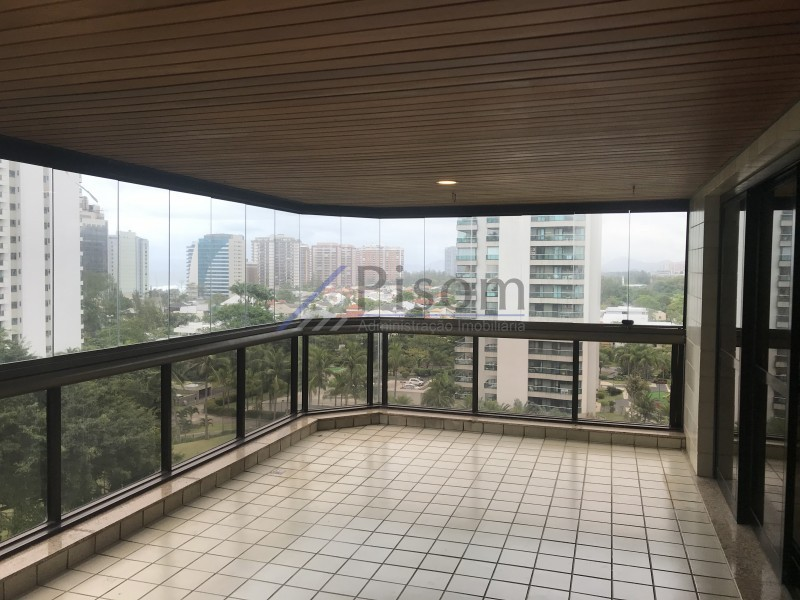 Foto: Apartamento - Barra da Tijuca - Rio de Janeiro