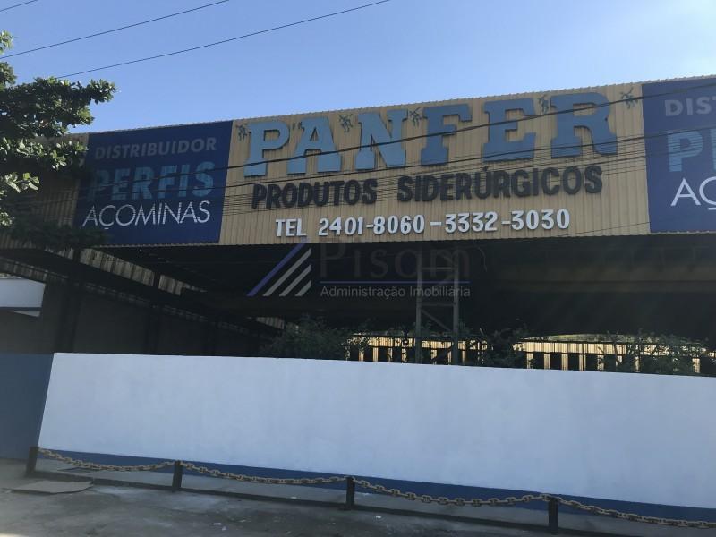 Galpão/Área Realengo Rio de Janeiro